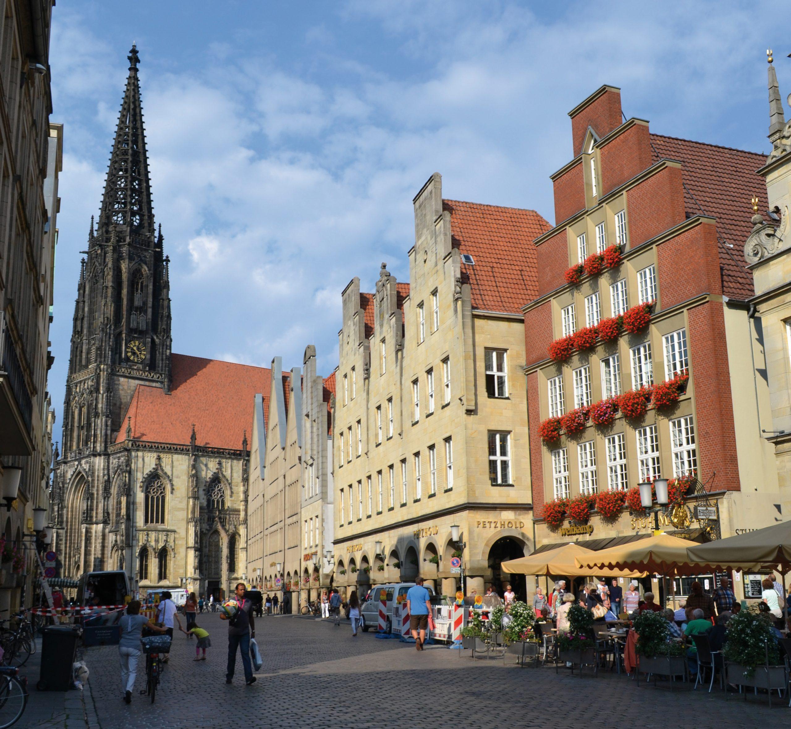 Altstadt Münster
